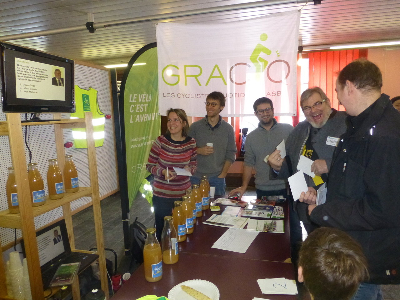 Salon Enchanté 2015 GRACQ Gembloux